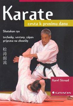 Obálka titulu Karate