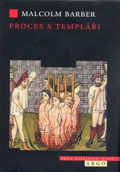 Obálka titulu Proces s templáři