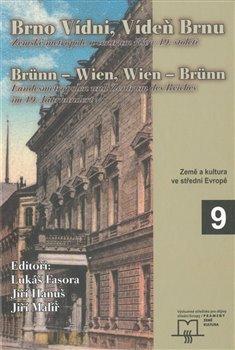 Obálka titulu Brno Vídni, Vídeň Brnu