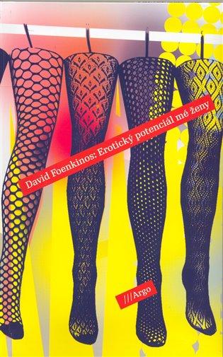 Erotický potenciál mé ženy - David Foenkinos | Booksquad.ink