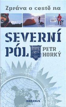 Obálka titulu Zpráva o cestě na severní pól