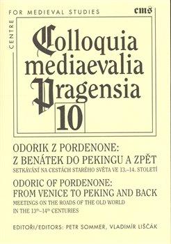 Obálka titulu Odorik z Pordenone: Z Benátek do Pekingu a zpět.