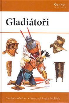 Obálka titulu Gladiátoři