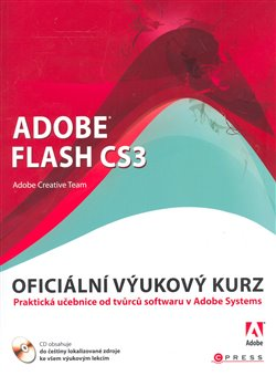 Obálka titulu Adobe Flash CS3