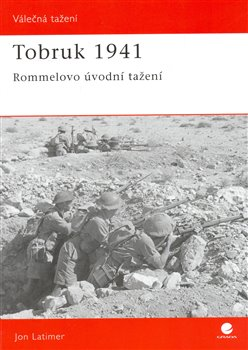 Obálka titulu Tobruk 1941