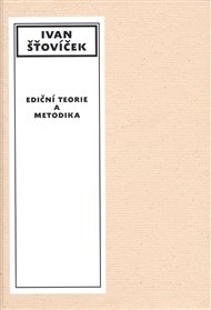Ediční teorie a metodika