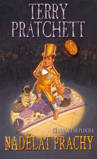 Kniha Nadělat prachy (Terry Pratchett)