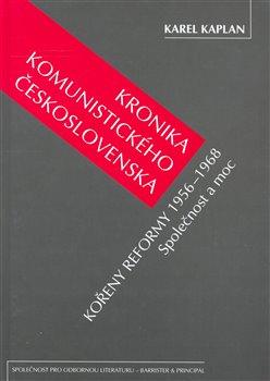 Obálka titulu Kronika komunistického Československa 5.díl