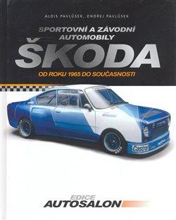 Obálka titulu Škoda Sportovní a závodní automobily