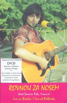 Obálka titulu Rovnou za Nosem + DVD
