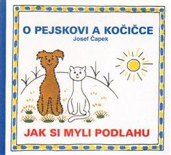 Obálka titulu O pejskovi a kočičce - Jak si myli podlahu