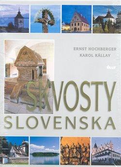 Obálka titulu Skvosty Slovenska