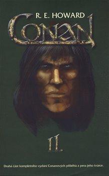 Obálka titulu Conan II. díl
