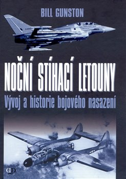 Obálka titulu Noční stíhací letouny