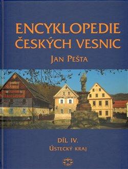 Obálka titulu Encyklopedie českých vesnic IV. - Ústecký kraj
