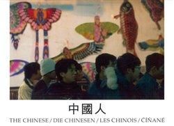 Obálka titulu Číňané