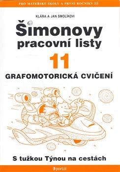 Obálka titulu Šimonovy pracovní listy 11