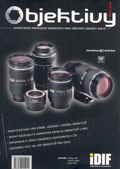 Obálka titulu Objektivy 2007/2008