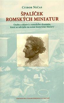 Obálka titulu Špalíček romských miniatur