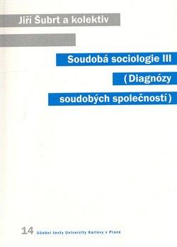 Obálka titulu Soudobá sociologie III.