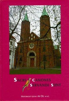 Obálka titulu Sacri Canones Servandi Sunt