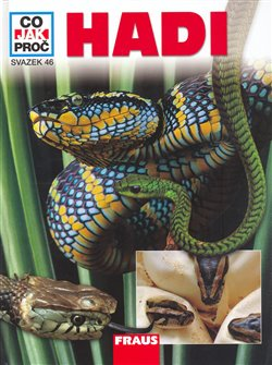 Obálka titulu Hadi - Co, jak, proč?