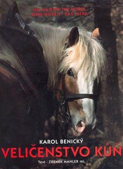 Obálka titulu Veličenstvo kůň