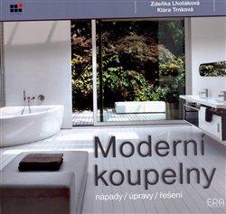 Obálka titulu Moderní koupelny