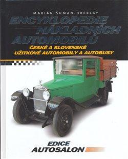 Obálka titulu Encyklopedie nákladních automobilů