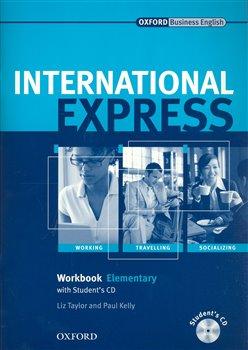 Obálka titulu New International Express Elementary Workbook with Student´s CD