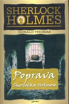 Obálka titulu Poprava Sherlocka Holmese