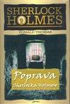Obálka knihy Poprava Sherlocka Holmese