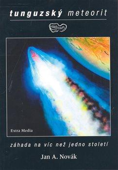 Obálka titulu Tunguzský meteorit