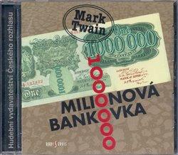 Obálka titulu Milionová bankovka
