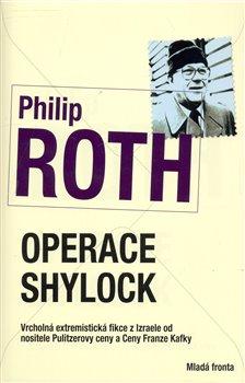 Obálka titulu Operace Shylock