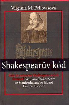 Obálka titulu Shakespearův kód