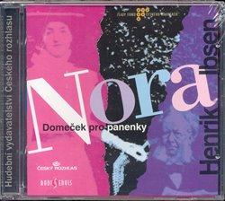 Obálka titulu Nora (Domeček pro panenky)