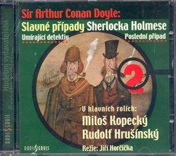 Obálka titulu Slavné případy Sherlocka Holmese 2