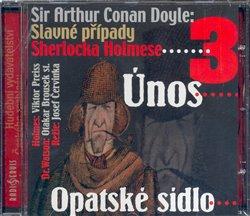 Obálka titulu Slavné případy Sherlocka Holmese 3
