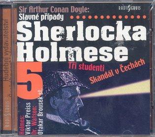 Slavné případy Sherlocka Holmese 5