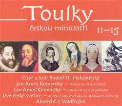 Obálka titulu Toulky českou minulostí 11-15