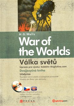 Obálka titulu War of the worlds