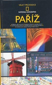 Obálka titulu Paříž