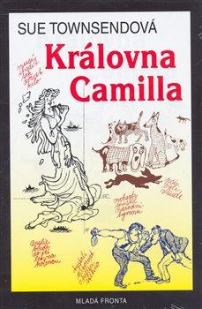 Obálka titulu Královna Camilla