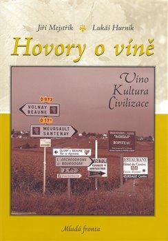 Obálka titulu Hovory o víně