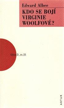 Obálka titulu Kdo se bojí Virginie Woolfové?
