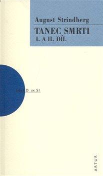 Obálka titulu Tanec smrti I. a II. díl /Artur/