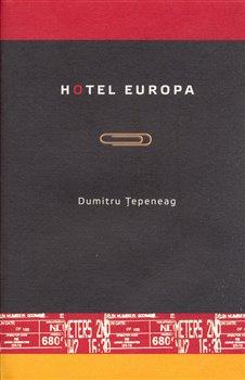 Obálka titulu Hotel Europa