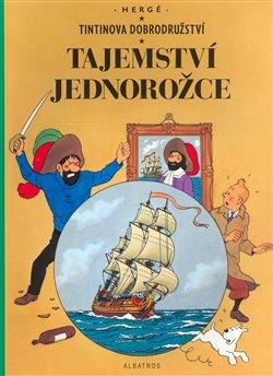 Obálka titulu Tintin - Tajemství jednorožce