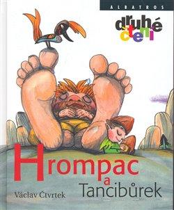 Obálka titulu Hrompac a Tancibůrek